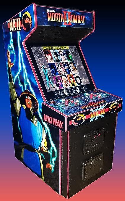 Amazon com : Mini MKII Arcade Cabinet Collectible Display