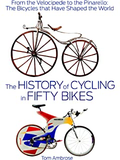 bicycle the history david v herlihy 9780300120479 amazon books 1970s Refrigerator Ads the history of cycling in fifty bikes from the velocipede to the pinarello the