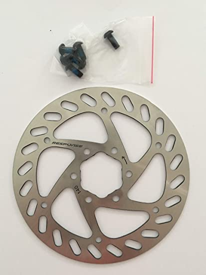Response 180mm Disc Brake Rotor with Bolts