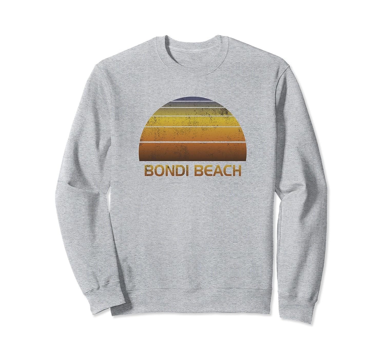 Bondi Beach Souvenir Sweatshirt - Family Vacation Apparel-alottee gift