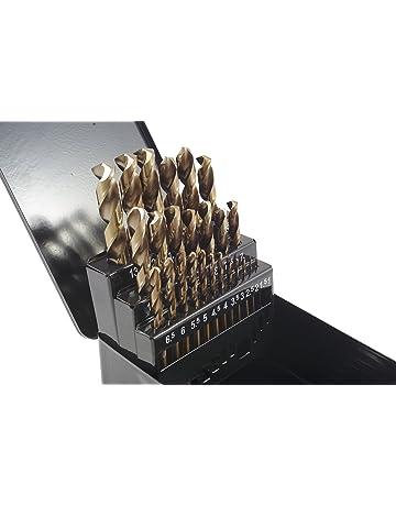 1,10 mm PTG 333810110 Foret h/élico/ïdal HSS DIN 338 Type N Argent