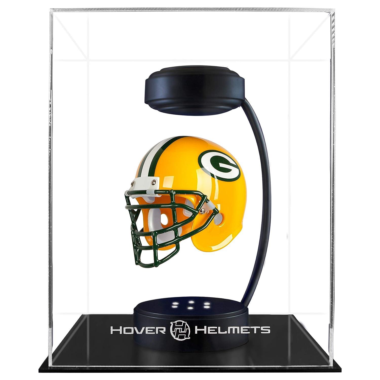 da8f53f62de Amazon.com   NFL Green Bay Packers Hover Helmet   Sports   Outdoors