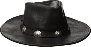 product image for Henschel Walker, Full Grain Leather, Shapeable Brim, Conche Band