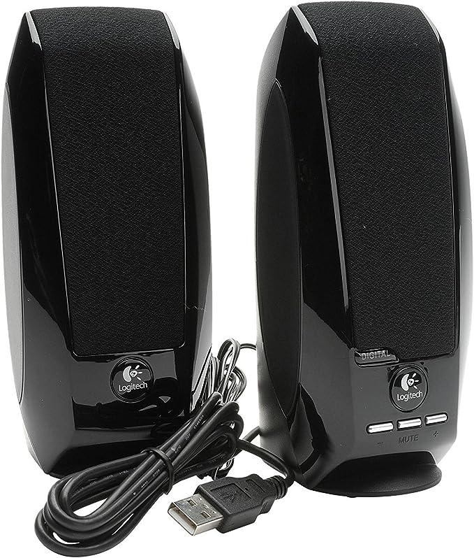Logitech® Speakers S150 - Black - USB - N/A - WW - EU: Amazon.es ...
