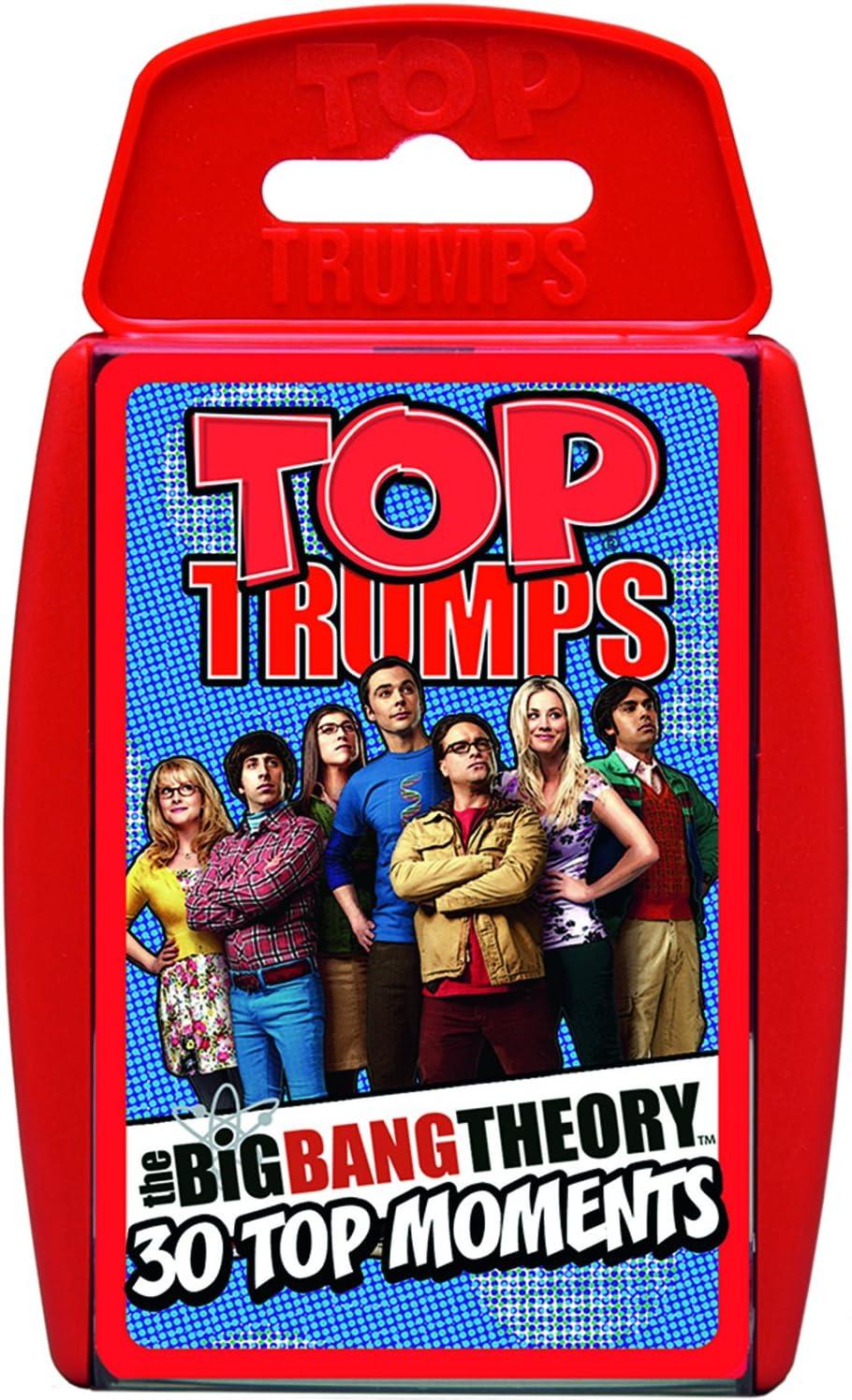 Top Trumps Principales triunfos de la teoría del Big Bang: Amazon.es: Juguetes y juegos