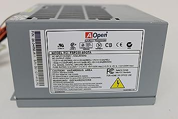 Amazon.com: AOpen FSP250-60GTA 250W ATX Power Supply 56.04250.A11 ...