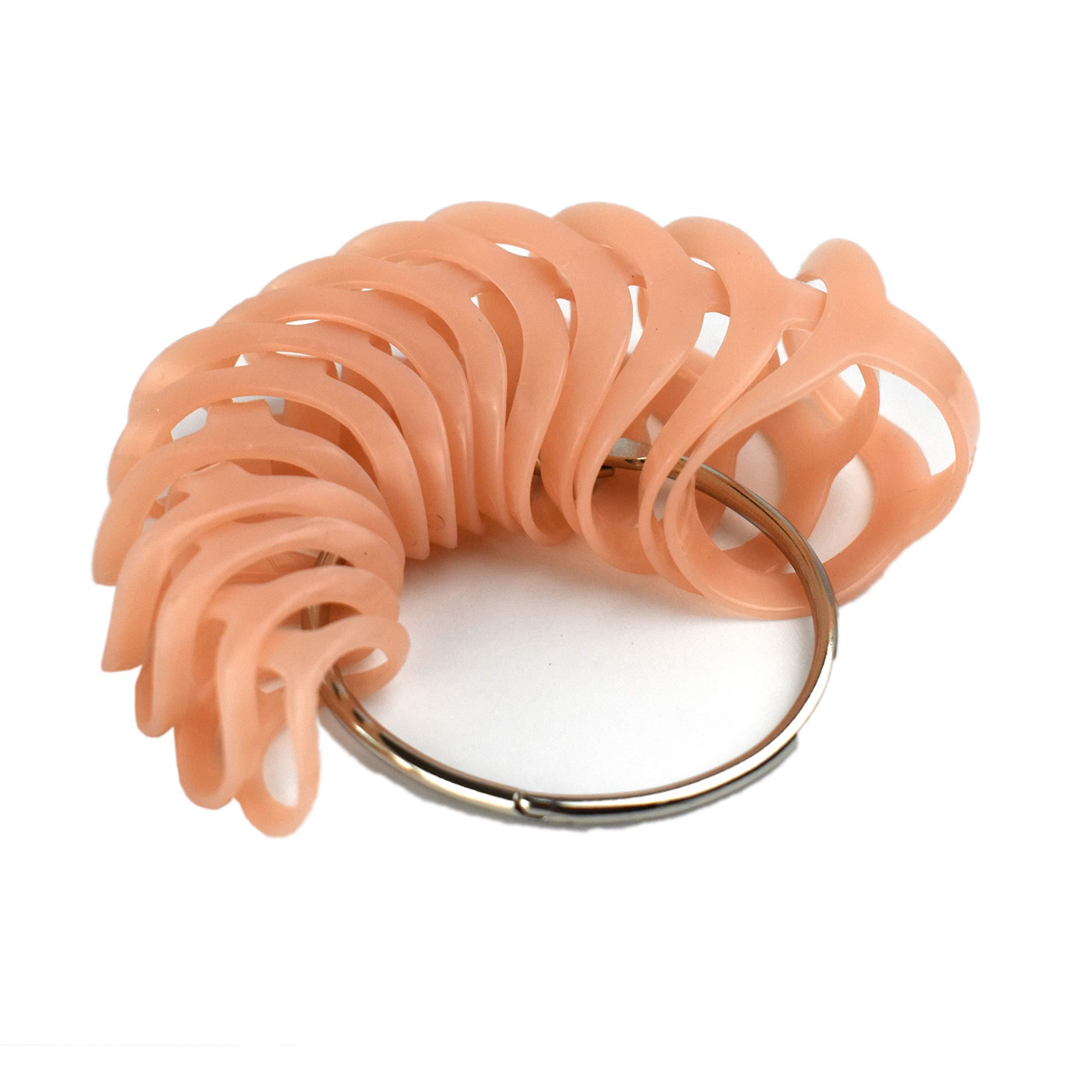 EZ Finger Splint Sizing Kit by Brace On