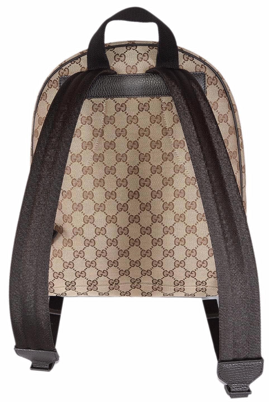 Guccii GG Guccissima - Mochila de Viaje, Color Beige y marrón: Amazon.es: Ropa y accesorios