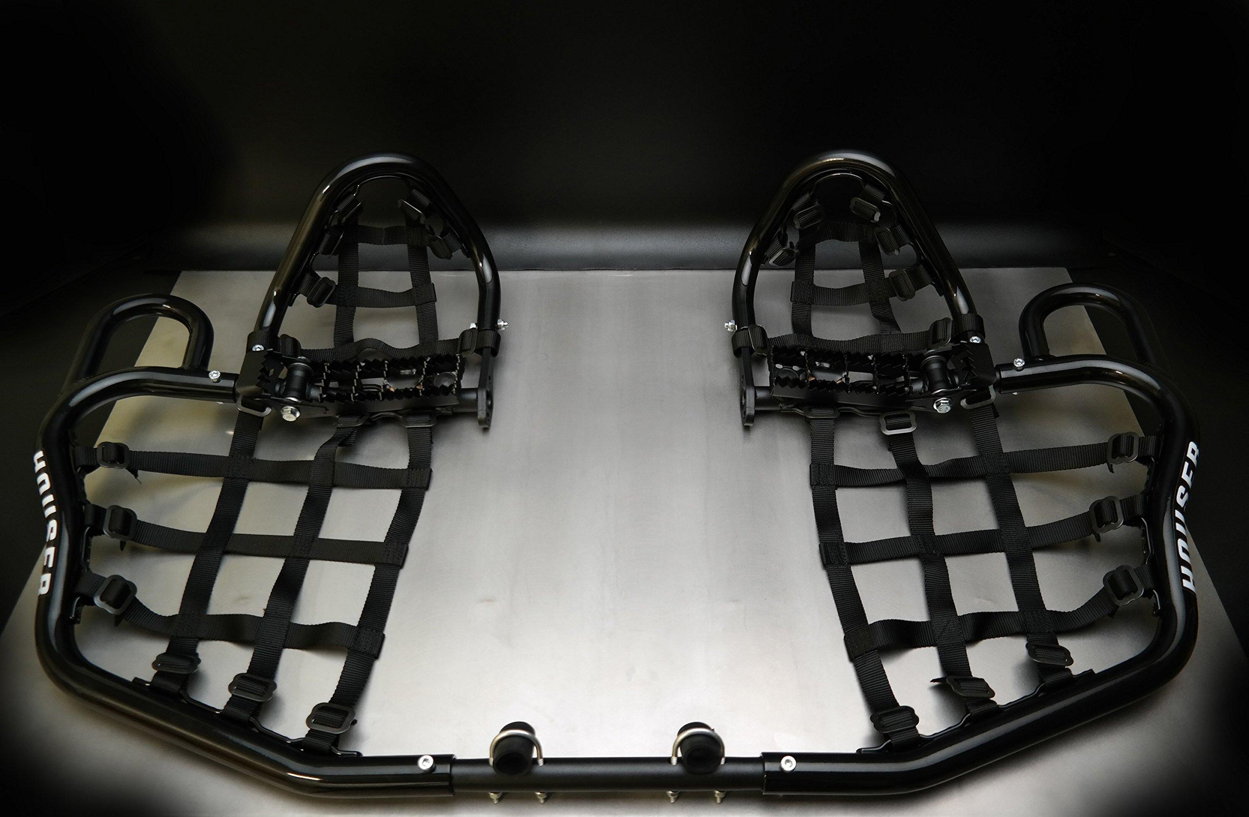 Honda TRX 450R 450ER ATV Pro Bounce MX Nerf Bars