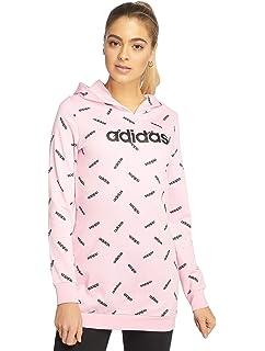 adidas Frauen Graphic Hoodie blackwhite DW8020