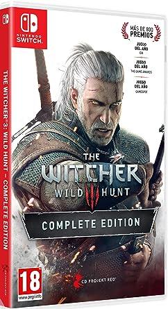 Oferta amazon: The Witcher 3: Wild Hunt - Complete Edition