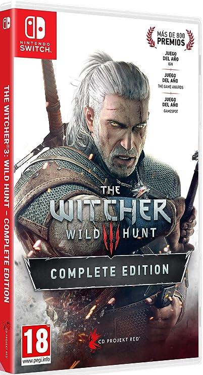 The Witcher 3: Wild Hunt - Complete Edition: Amazon.es: Videojuegos