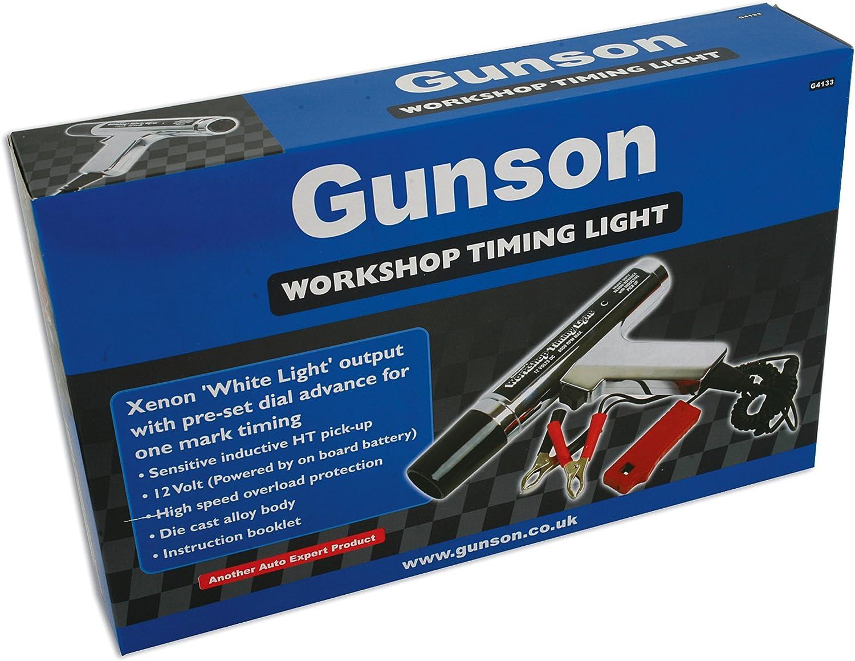 GUNSON G4133 Timing Light Workshop