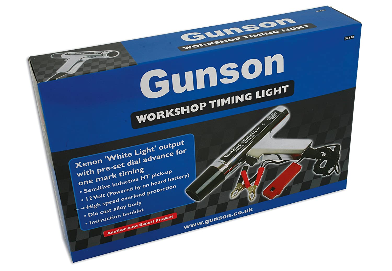Workshop Gunson G4133 Timing Light
