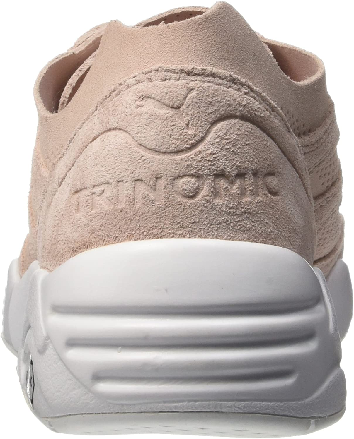 Puma Ftrack R698 Soft Pack, Sneakers Basses Mixte Adulte Rose Pink Dogwood White