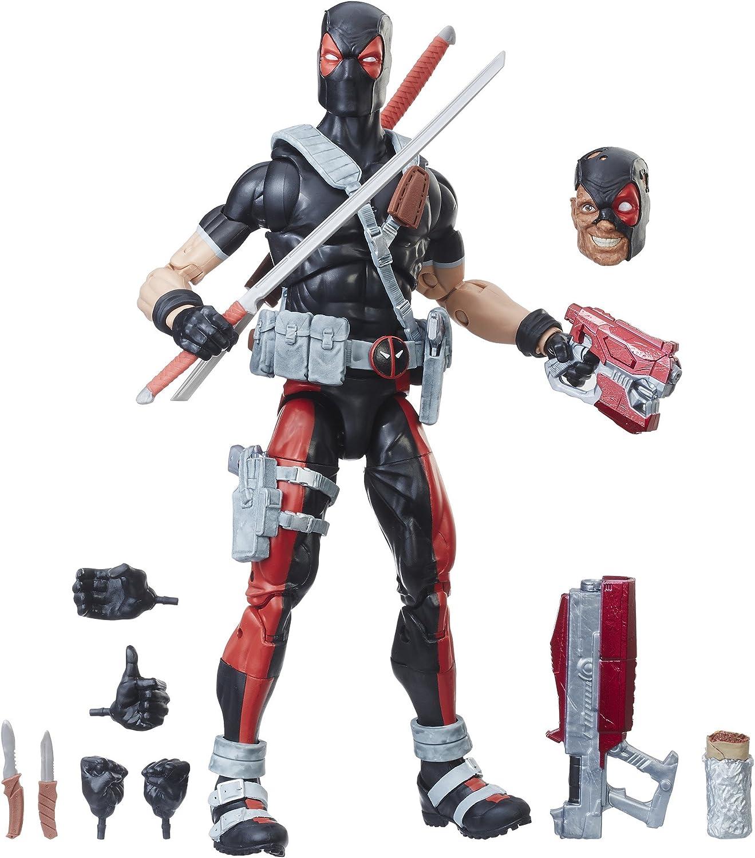 "1//6 Deadpool Marvel Legends gun Riffle Looks Hot 12/"""