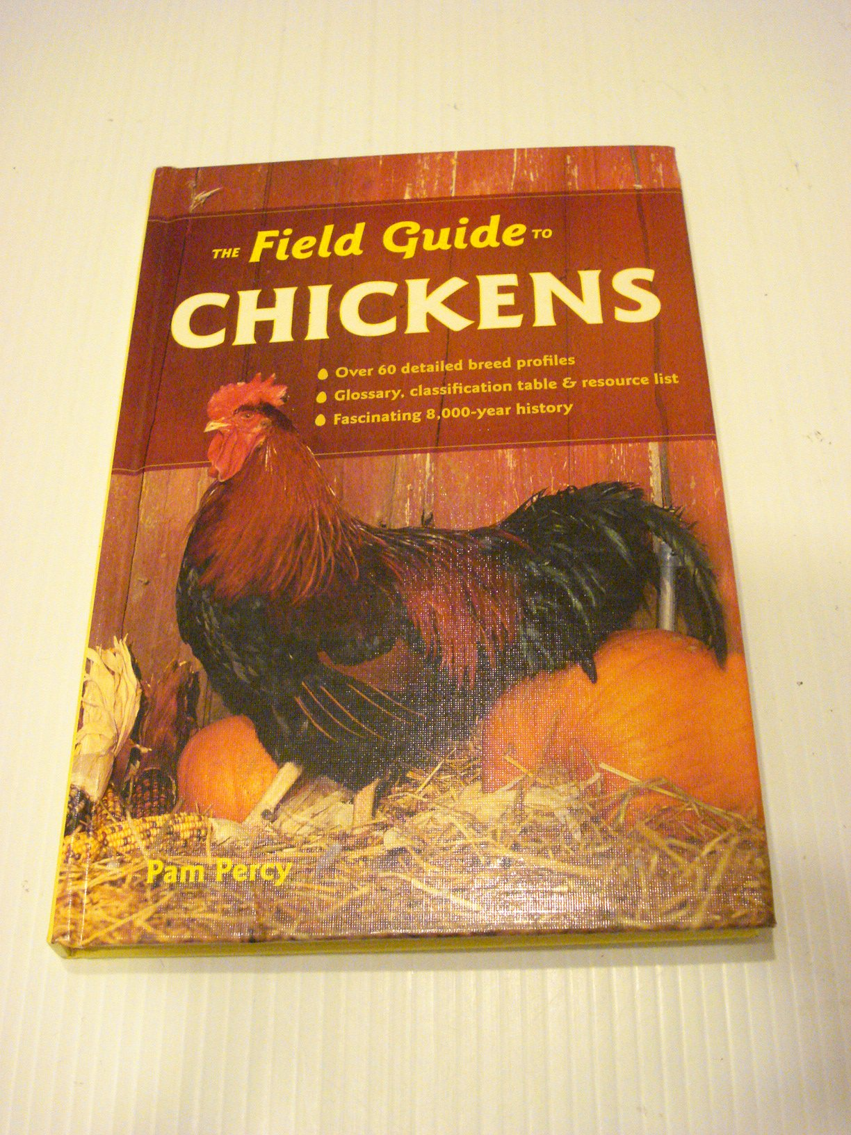 The Field Guide to Chickens pdf