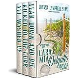 Cara Mia Delgatto Mysteries, Box Set #1: Three Full-Length Mysteries Celebrating Friendship, Families, and Fur-Babies! (Cara