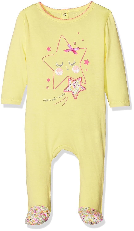Dodo Homewear Baby Girls' Lfd.Stars.GRE Onesie