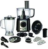 Bajaj FX9 700-Watt Mini Food Processor (Black/Chrome)