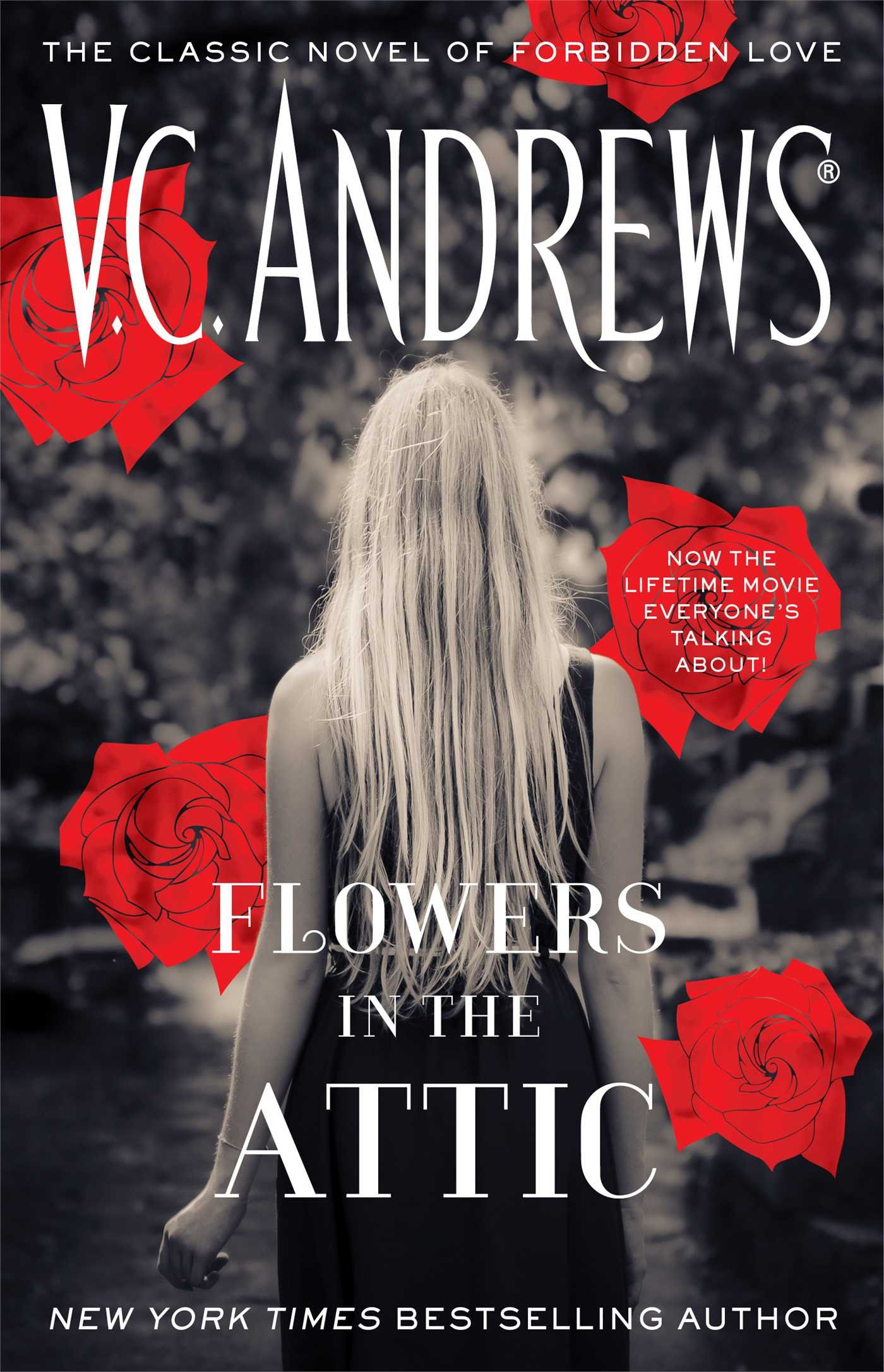 Flowers In The Attic Vc Andrews 9781476775852 Amazoncom Books