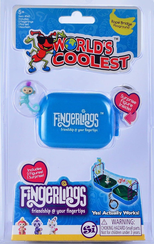 Worlds Coolest Fingerlings