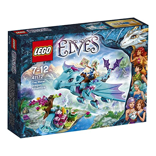 30 opinioni per LEGO Elves 41172- L'Avventura del