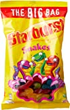 Starburst Rattlesnakes Lollies Bag, 350 Grams x 12