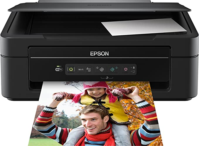Epson Expression Home XP-202 - Impresora multifunción (Inyección ...