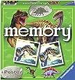 Ravensburger - Juego Memory con dinosaurios (22099 1)