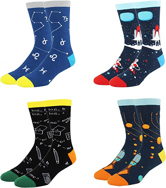 cotton socks colorful fun /& comfortable socks African Hosta Wasabi Unisex Crew Socks