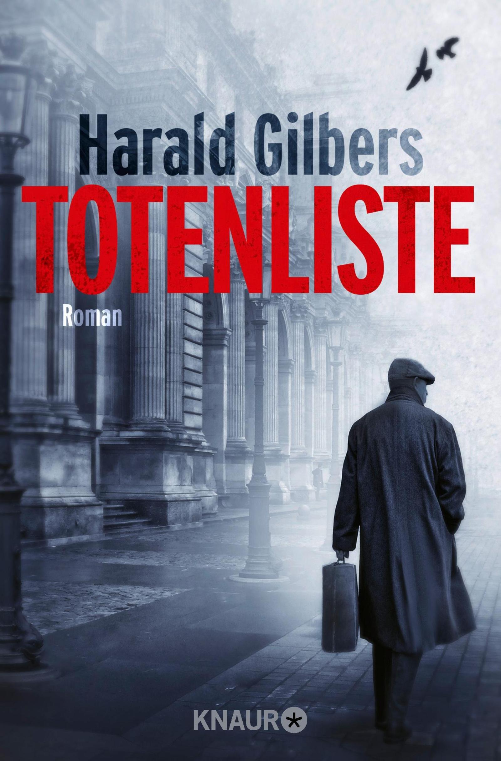 Totenliste: Roman (Ein Fall für Kommissar Oppenheimer, Band 4)