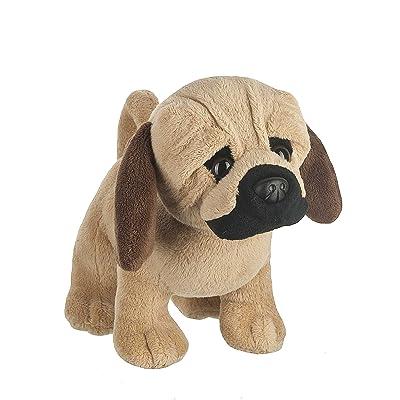 Webkinz Puggle Puppy Plush: Toys & Games [5Bkhe1206823]