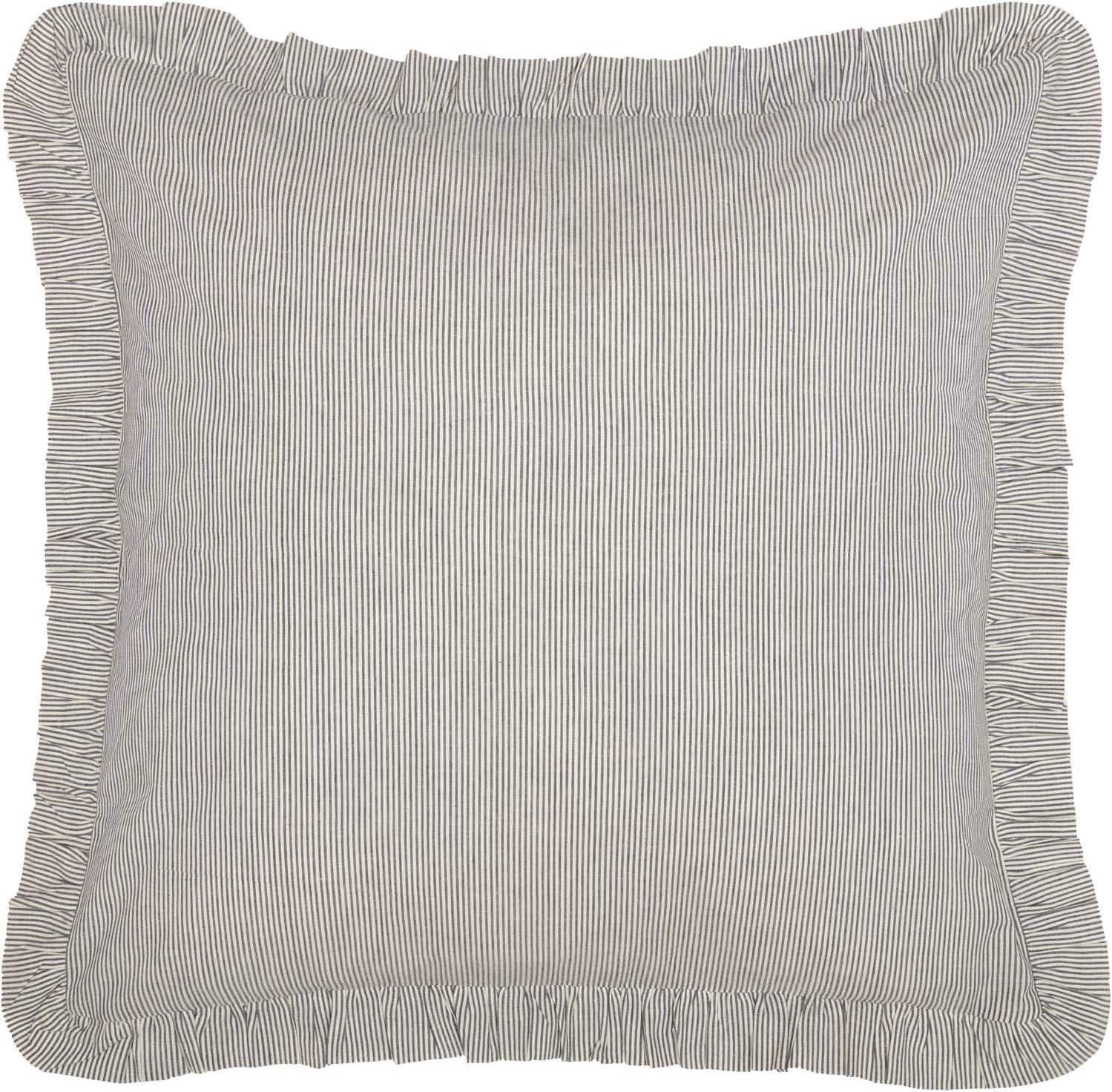 VHC Farmhouse Quilt Set Dakota Star Farmhouse Blue Bedding Grey Cotton Star