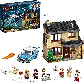 Lego Harry Potter 4 Privet Drive 75968 Toys Games