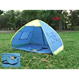 Amazon Com Genji Sports Pop Up Family Beach Tent And