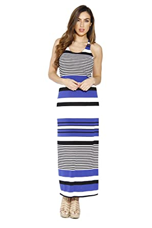12baf1c6b52 Just Love Racerback Maxi Dress Summer Dresses for Juniors at Amazon ...