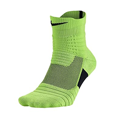 Nike Elite Versatility Mid Basketball Socks (Small, Action