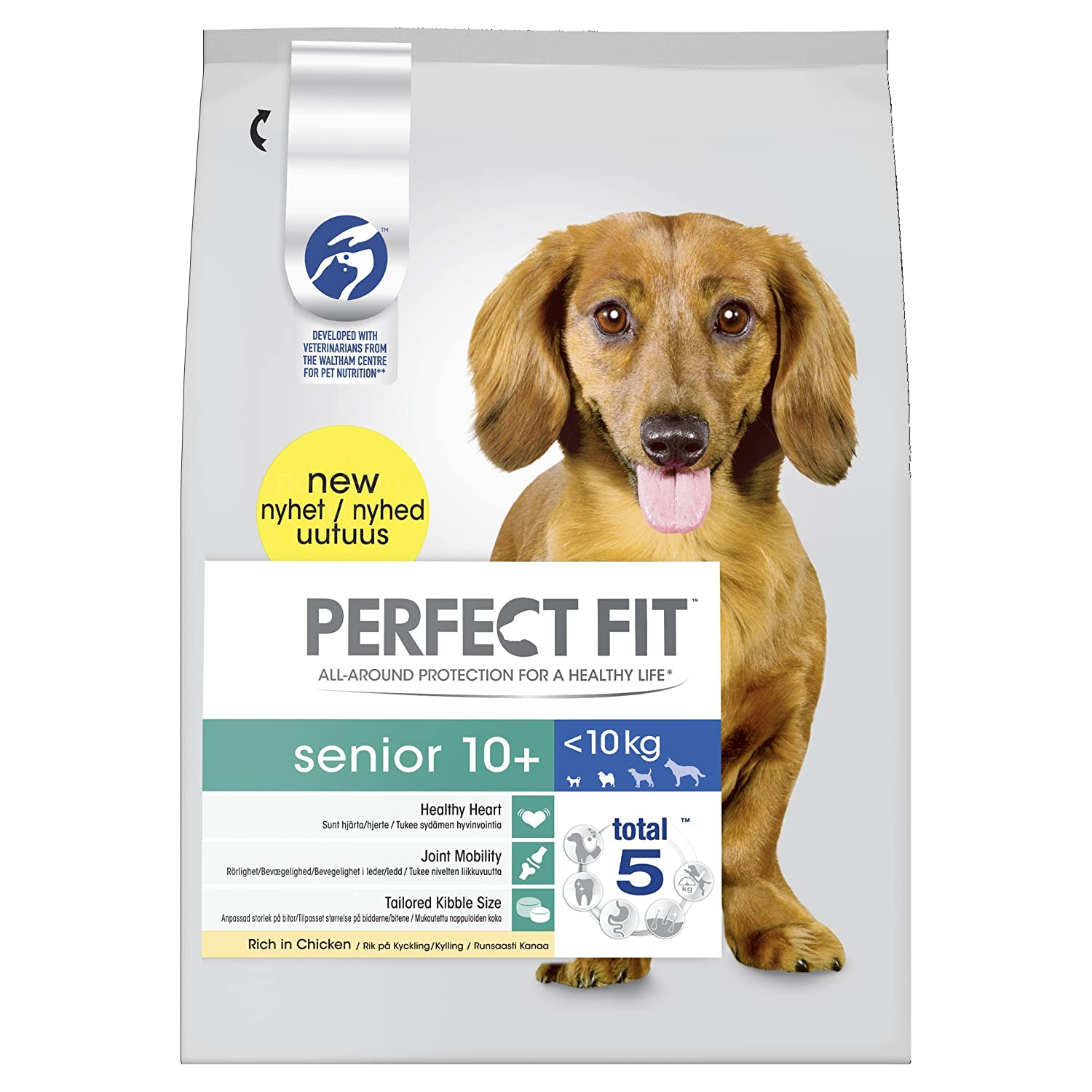 Perfect Fit food: description and feedback of veterinarians