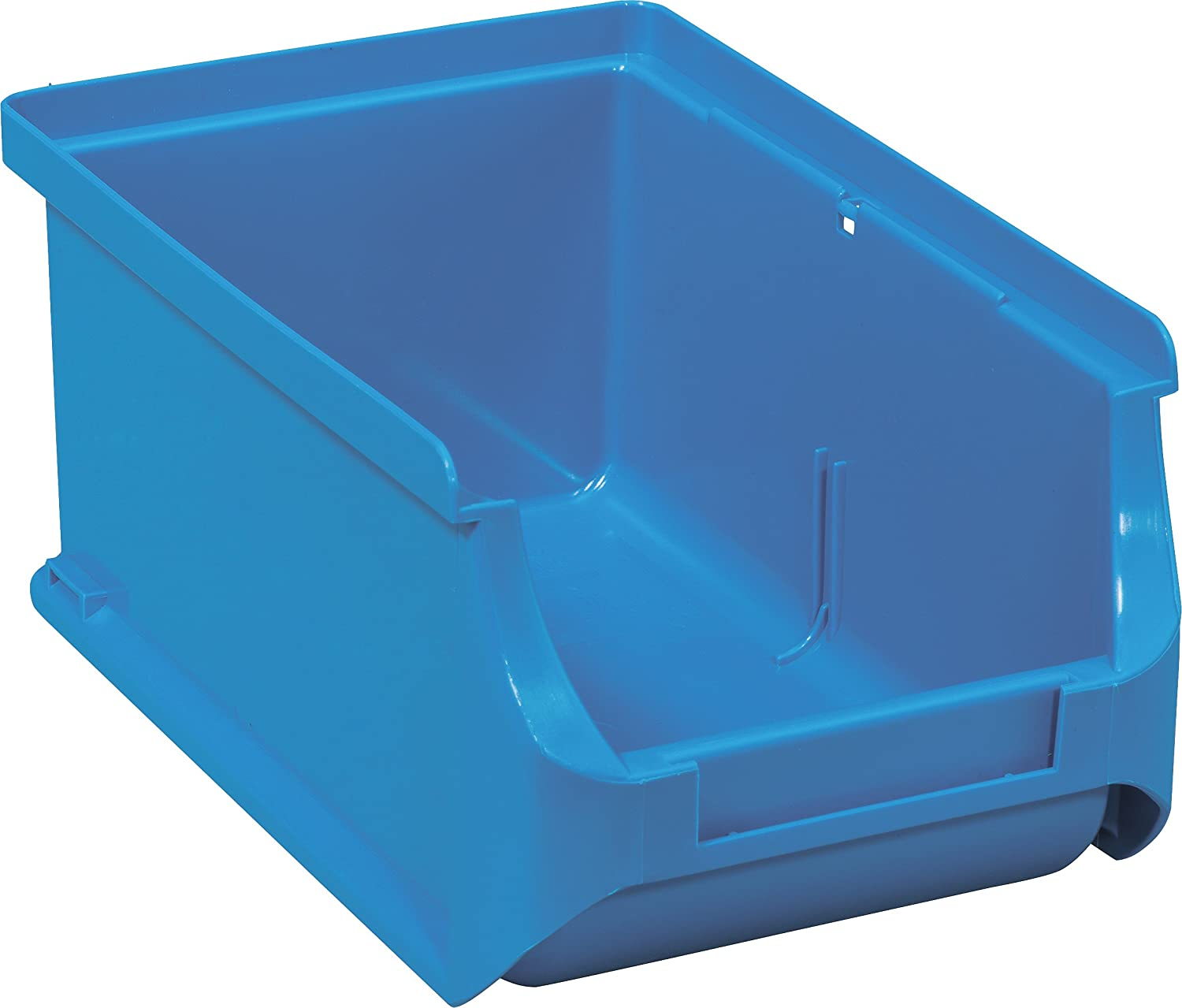 Allit ProfiPlus Lager-Box | Stapelbox | Gr.2 blau 160x102x75mm 456204