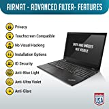 Laptop Privacy Screen Filter for 17.0 Inch
