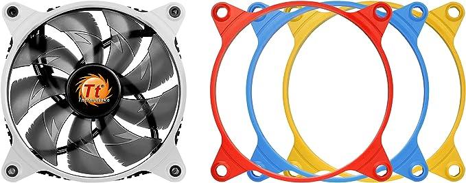Thermaltake - Ventilador 200mm Lüfter: Amazon.es: Informática