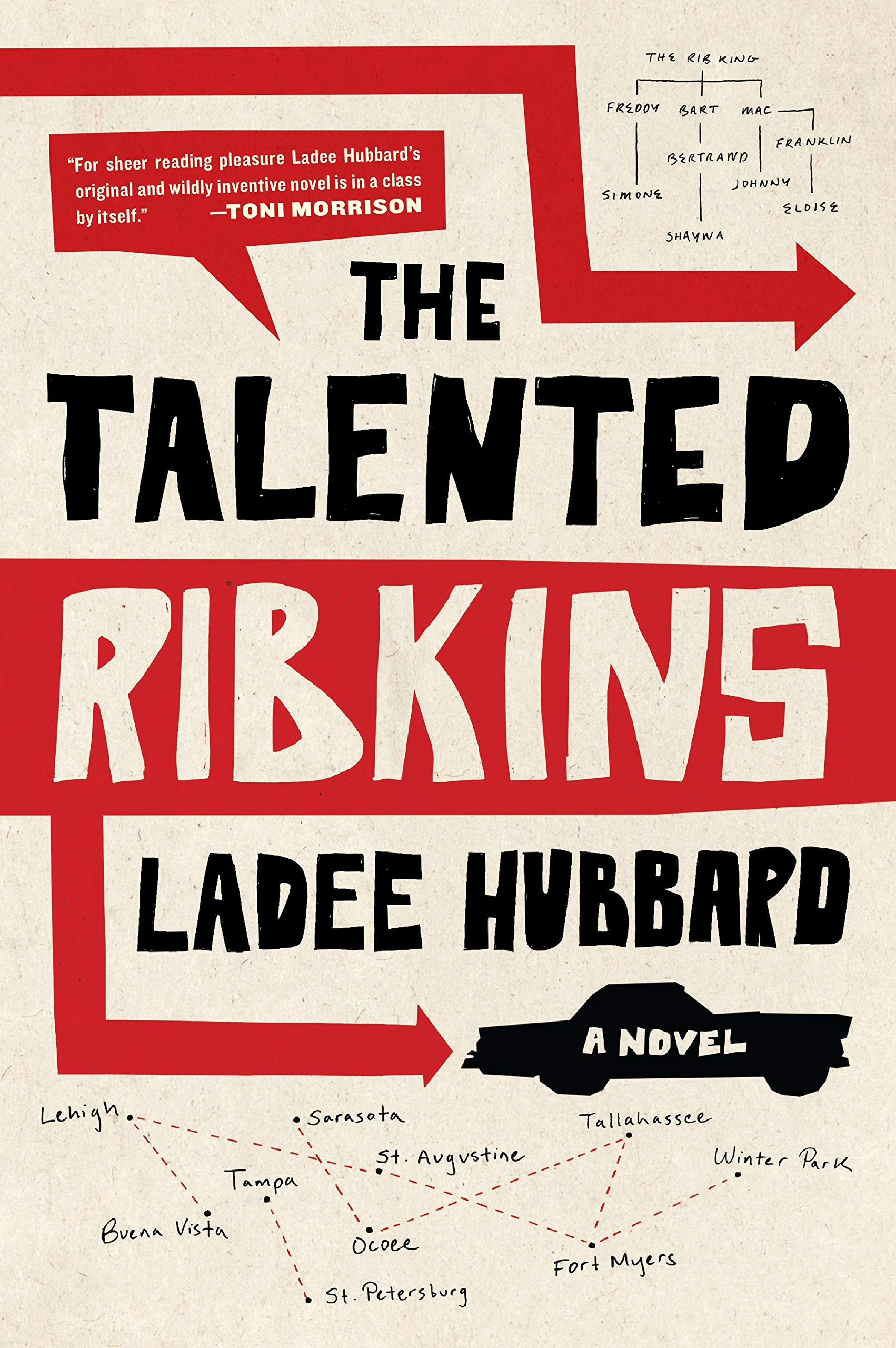 The Talented Ribkins Ladee Hubbard 9781612197289 Amazon Books