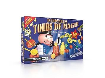 tour de magie jeu