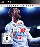 FIFA 18, 1 PS3-Blu-ray-Disc (Legacy Edition)