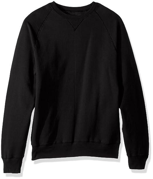 68ff450dbc3 Hanes Men s Nano Premium Lightweight Fleece Sweatshirt  Amazon.ca ...