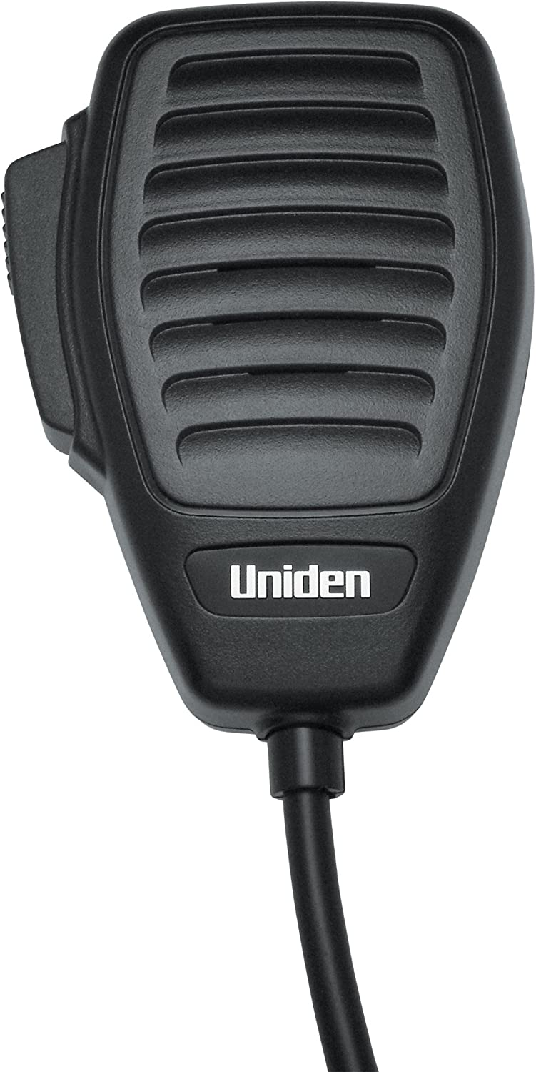 Uniden BC645 4-Pin Microphone Replacement for CB Radios