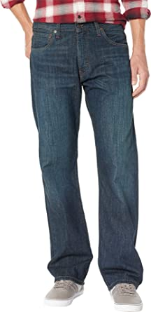 e29df73fbcfbee Image Unavailable. Image not available for. Color: Levi's¿ Mens Men's 569¿ Loose  Straight Fit ...
