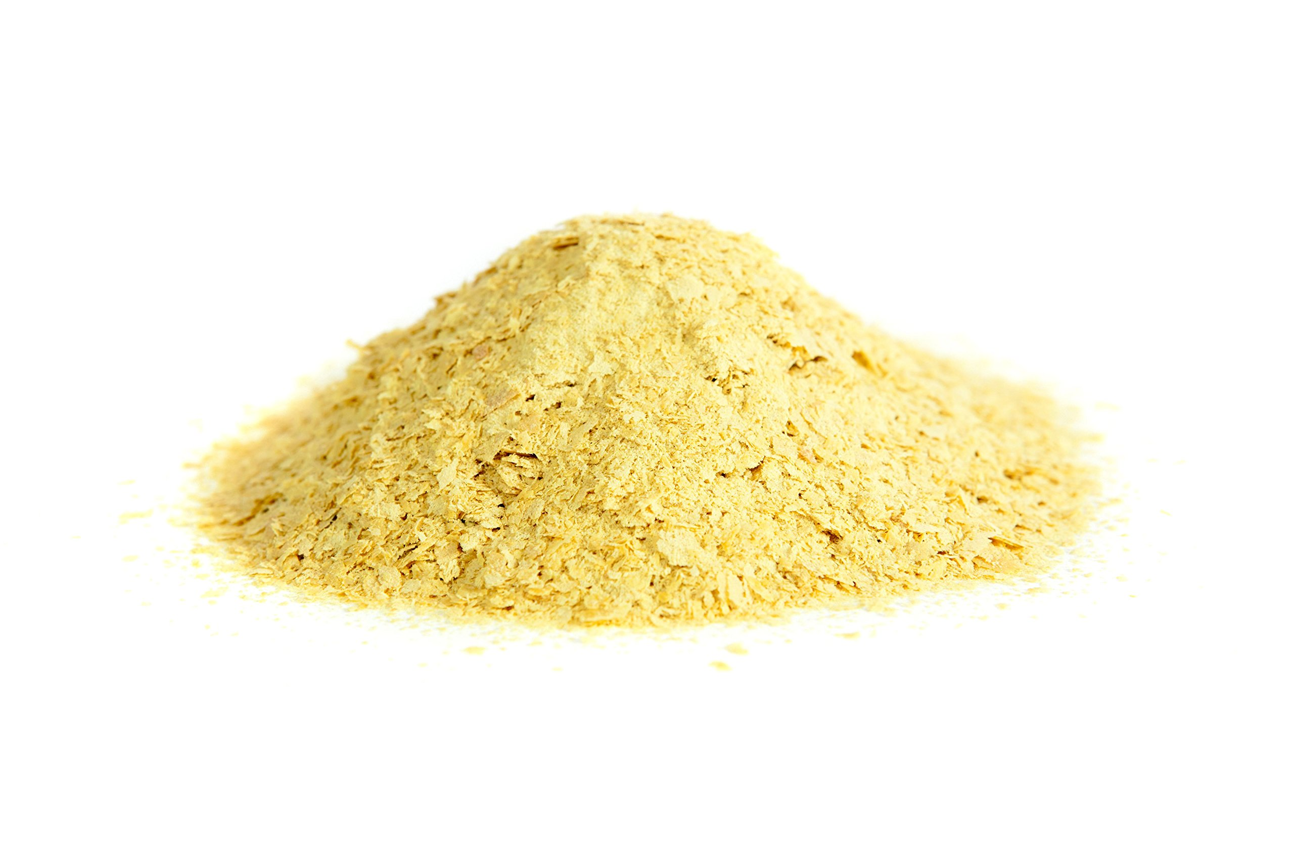 All-Natural Nutritional Yeast Flakes, Vegan, Non-GMO, High in Protein and B Vitamins, 57 servings (1 lb)