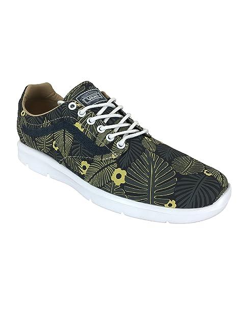 Vans Lightweight Sneakers ISO 1.5 Tropic Havana/Dark Slat: Amazon.es: Zapatos y complementos